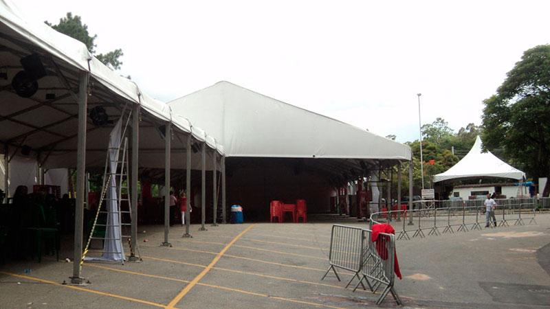 FEMSA - Ginasio Ibirapuera - Agência Rock