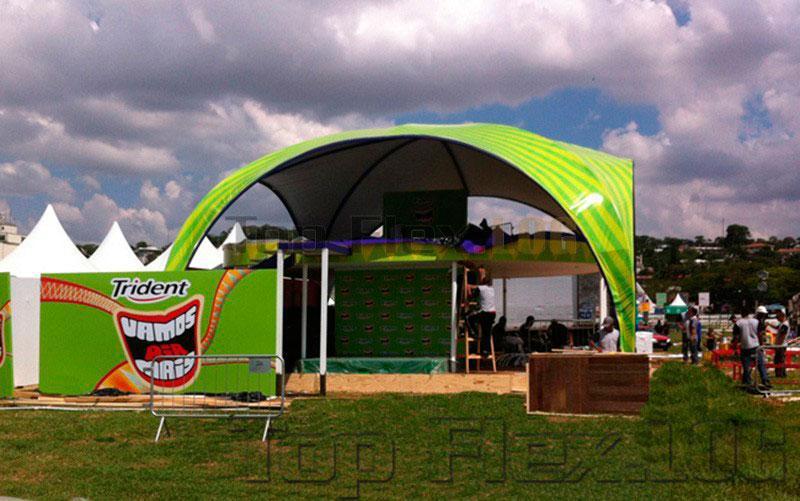 Aluguel de tendas de lona - Top Flex 8e9b989065
