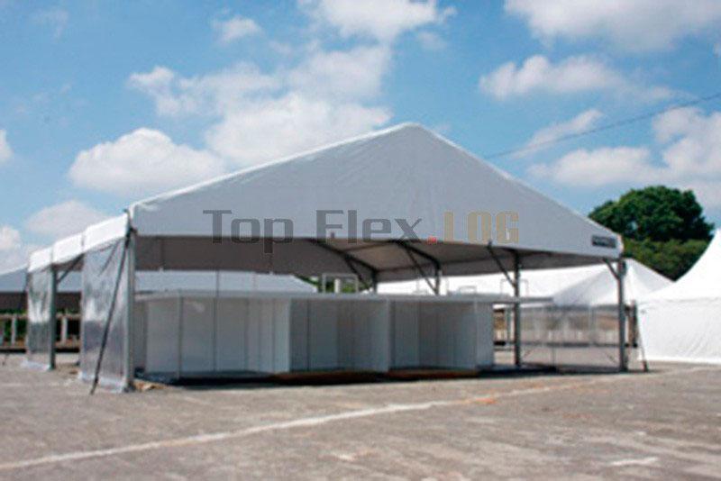 Cobertura de lona para eventos - Top Flex e0830aed55