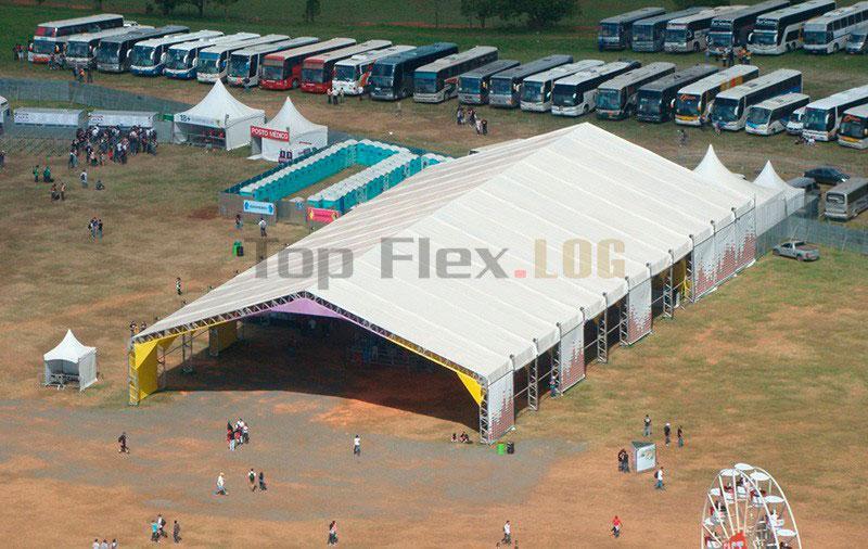 Fábrica de tendas para eventos - Top Flex 02f18c1564