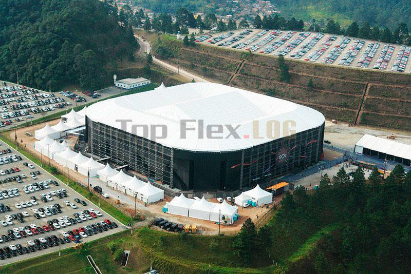 Fábrica de tendas de lona - Top Flex f90d706e0d