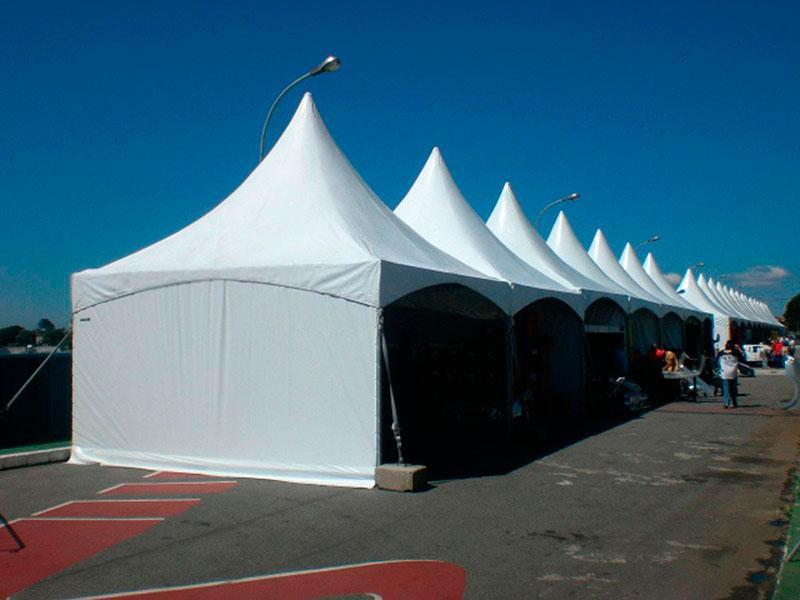 Aluguel de tendas