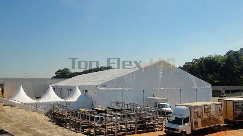Empresa de locação de tenda
