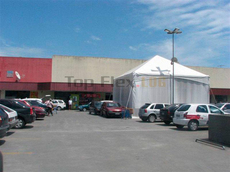 Fornecedores de tendas para eventos